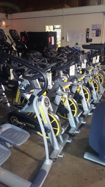Livestrong Matrix Indoor Cycle 3
