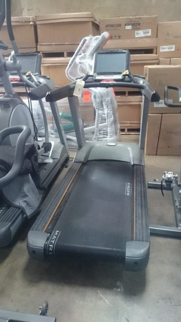 Matrix T7XE Treadmill 3