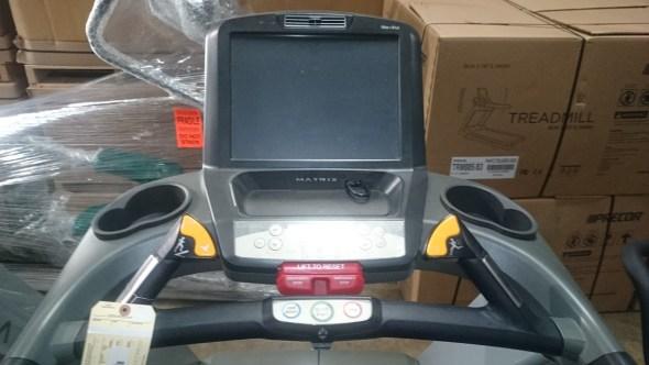 Matrix T7XE Treadmill 2