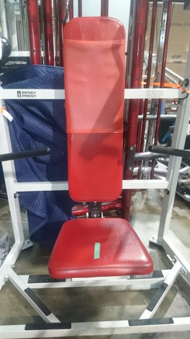 Hammer Strength Iso Bench Press (Plate Loaded) 3