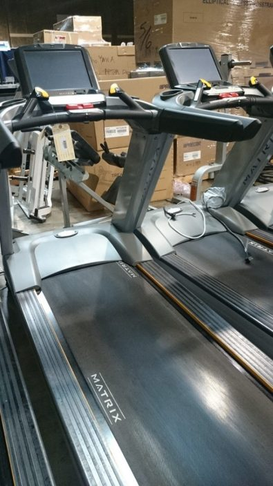 Matrix Touchscreen Treadmill 2