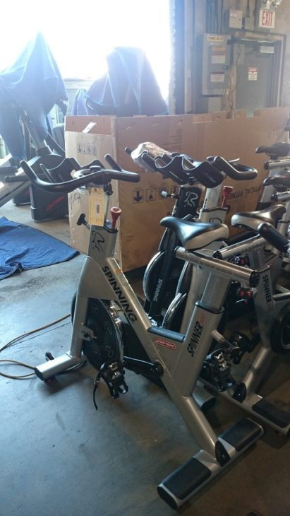 Star Trac NXT Spin Bike 3