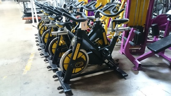 Matrix Livestrong Indoor Cycle Black 1