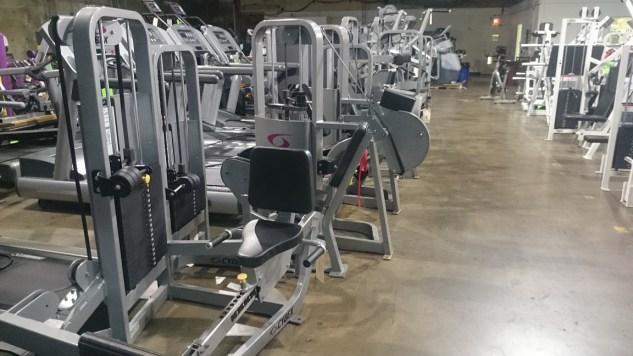 Cybex VR2 Strength Line 9