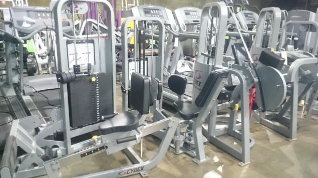 Cybex VR2 Strength Line 10