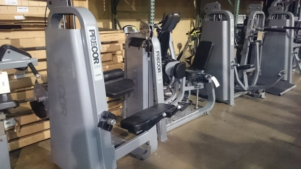 Precor Icarian Strength Line 5