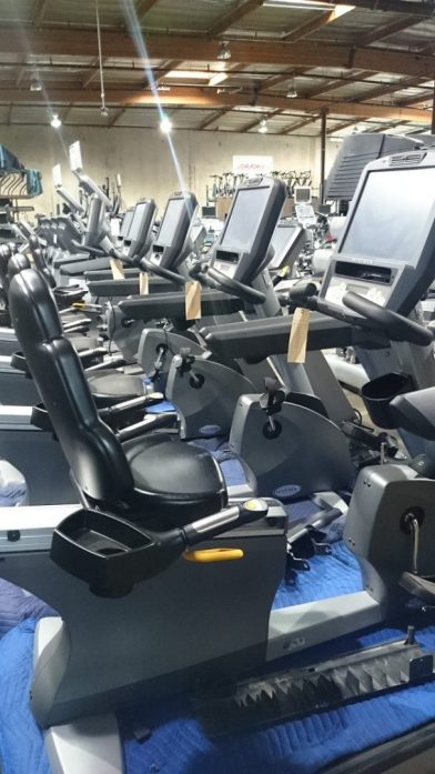 Matrix X7 Recumbent Bike 1