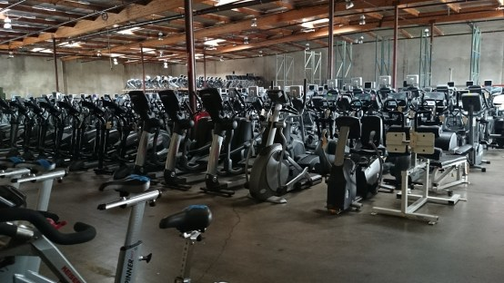 Used Gym Equipment