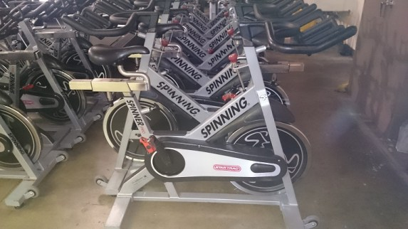 Star Trac Spinner Pro Spin Bike 2