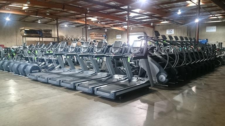 Saudi Arabia Used Gym Equipment