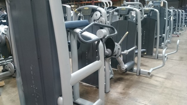 Technogym Selection Strength Machine Line 5