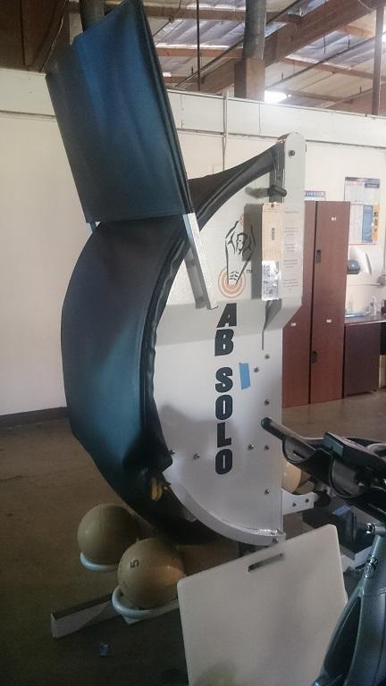 Ab Solo Machine 2