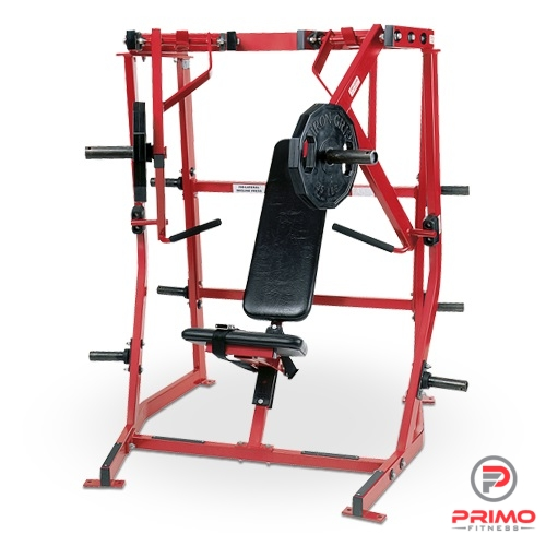The Thigh Restraint Is Adjustable To Accommodate Users Of All Sizes. Like  All The Other Hammer Strength Machines, It Has A Durable Steel Frame.