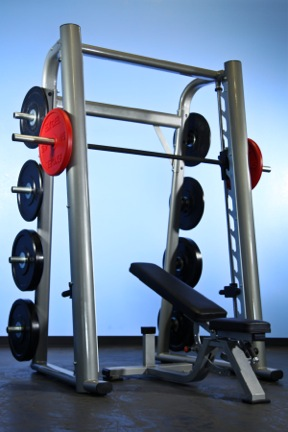 New Smith Machine