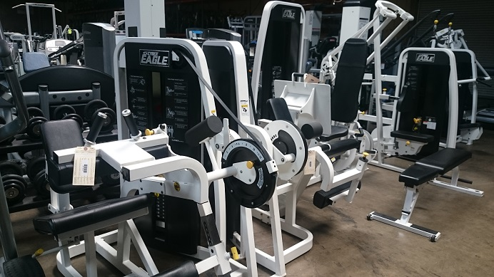 Cybex Eagle Strength Line 1