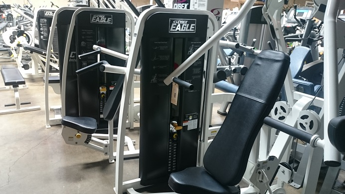 Cybex Eagle Strength Line 2