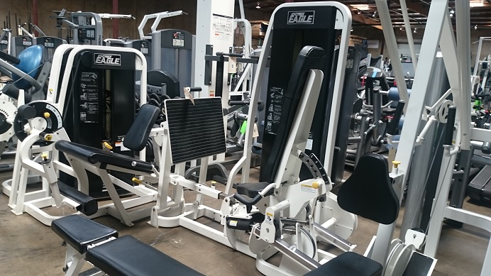 Cybex Eagle Strength Line 4