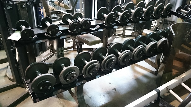 Dumbbells for Sale 1