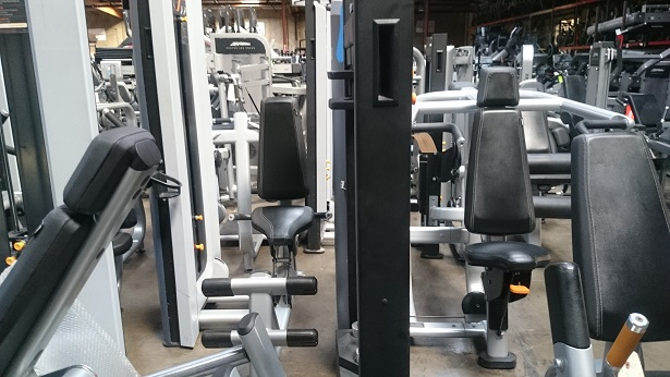 Precor C-Line Strength Circuit 2