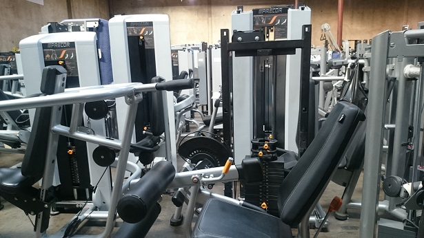 Precor C-Line Strength Circuit 3