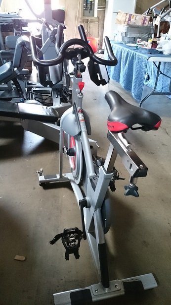 Schwinn AC Performance with Carbon Blue 4