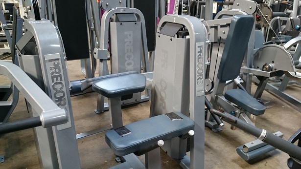 Precor Icarian Strength Circuit 6