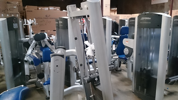 Life Fitness Signature Circuit Blue 6