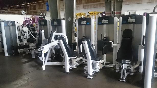 Life Fitness Signature Strength White 6