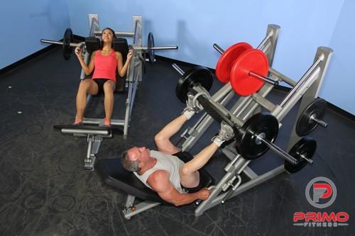 45 Degree Linear Leg Press