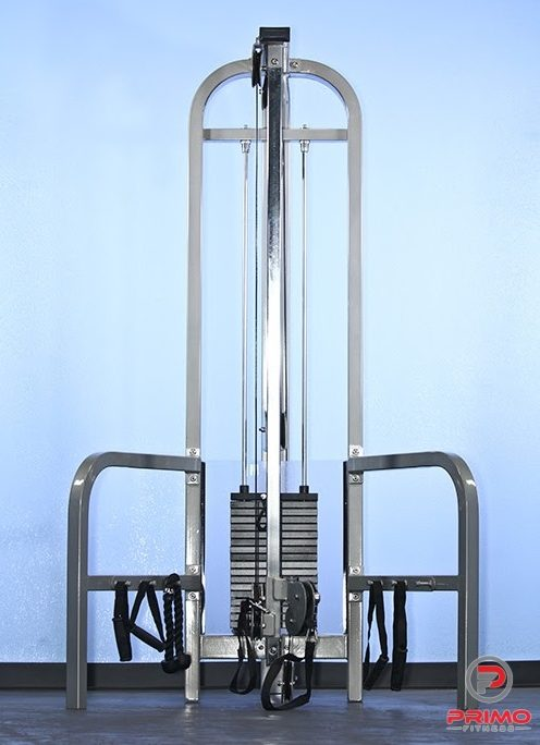 Muscle D Dual Function Hi/Low Pulley Combo MDD-1010