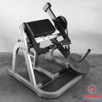 Muscle D Power Leverage Seated Arm Curl PL MDP-1018