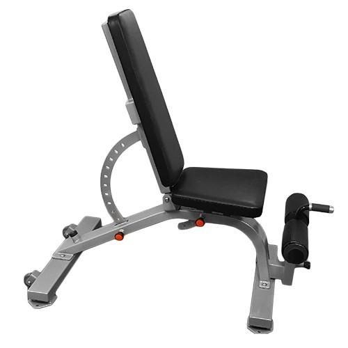 Muscle D Flat Incline Decline Bench