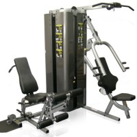 Inflight Vanguard Dual Stack Gym (Full shrouds)