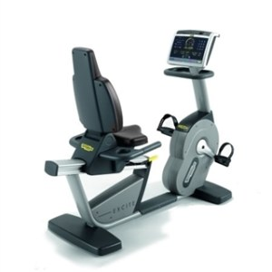 Technogym 700 Excite Recumbent Bike