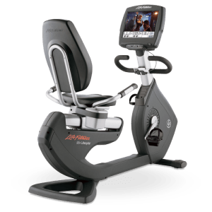 Life Fitness 95R Engage Lifecycle Recumbent Bike