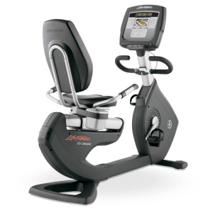 Life Fitness 95R Inspire Lifecycle Recumbent Bike