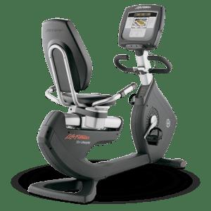 Life Fitness 95R Inspire Lifecycle Recumbent Bike