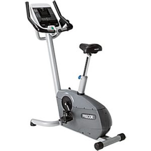Precor 846i Experience Upright Bike