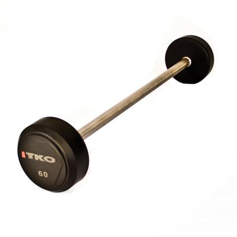 TKO Urethane Straight Bar