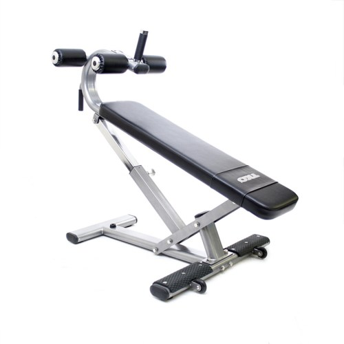 TKO Adjustable Ab/Crunch Bench