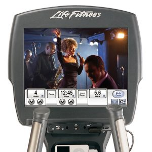 Life Fitness 95X Engage Elliptical Crosstrainer