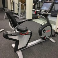Star Trac E-RB Touch Screen Recumbent Bike