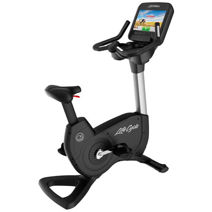 Life Fitness Discover SE3 Upright Bike