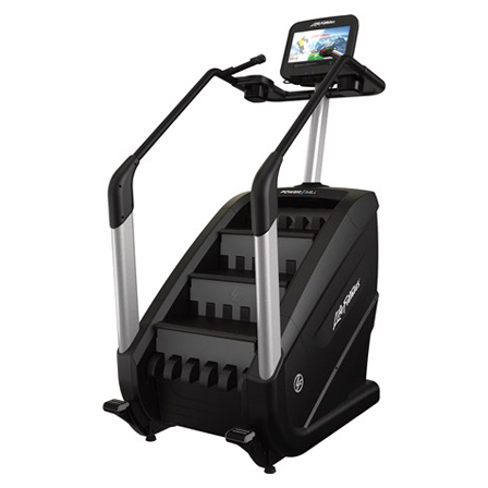 Life Fitness Discover SE Console PowerMill