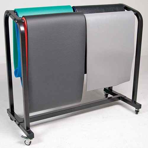 Exercise Mat Storage Cart