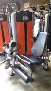 Custom color shrouds for fitness equipment