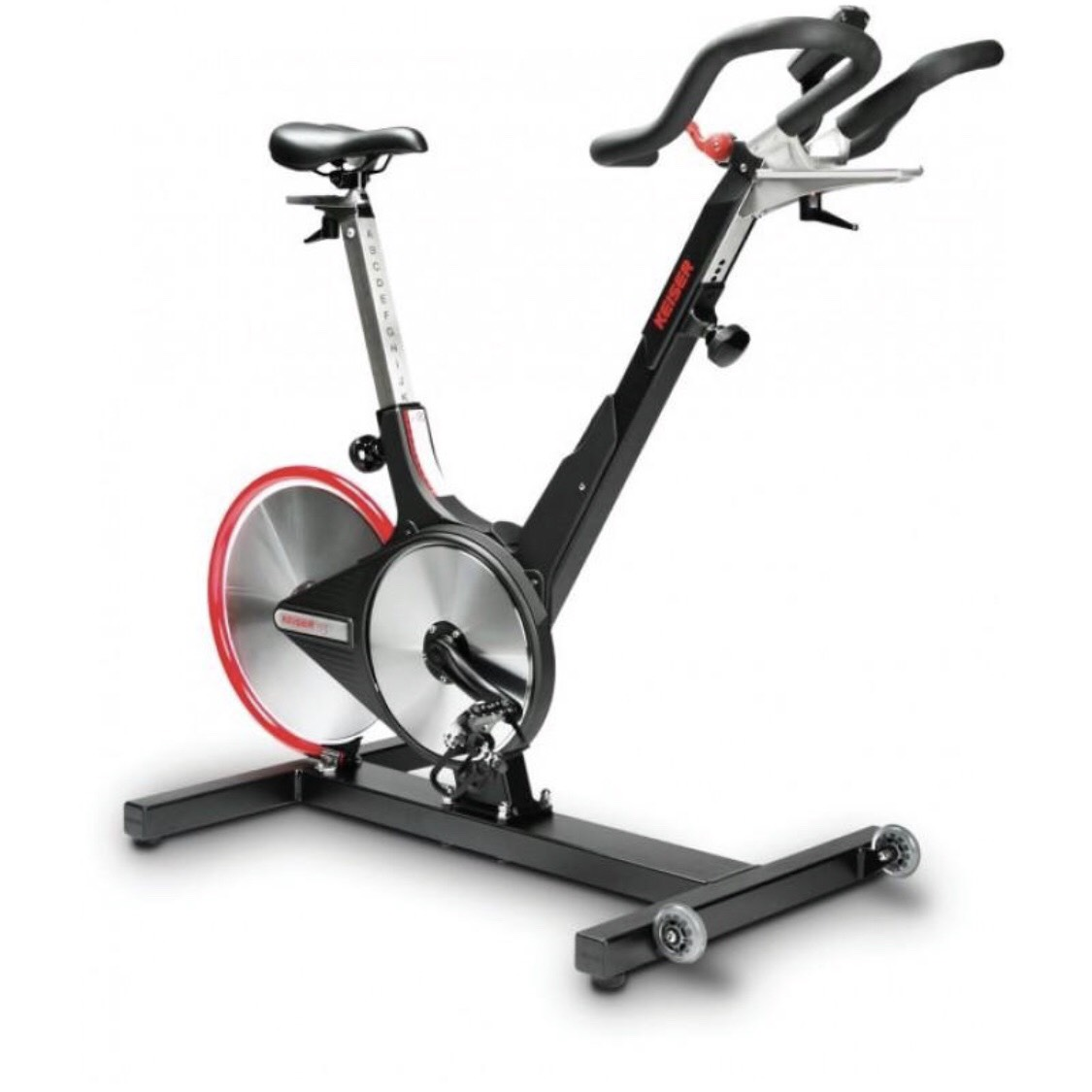 Keiser M3i Indoor Cycle (new and demo)