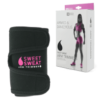 Sports Research Sweet Sweat Arm Trimmer M - Pink
