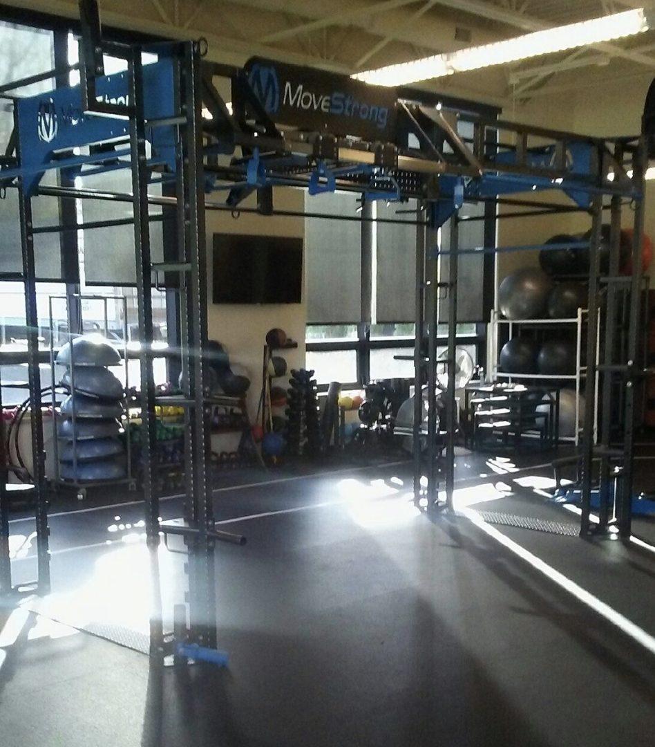 Functional Training: Functional Training Station