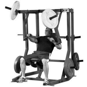 Promaxima Unilateral Decline Press PL-61